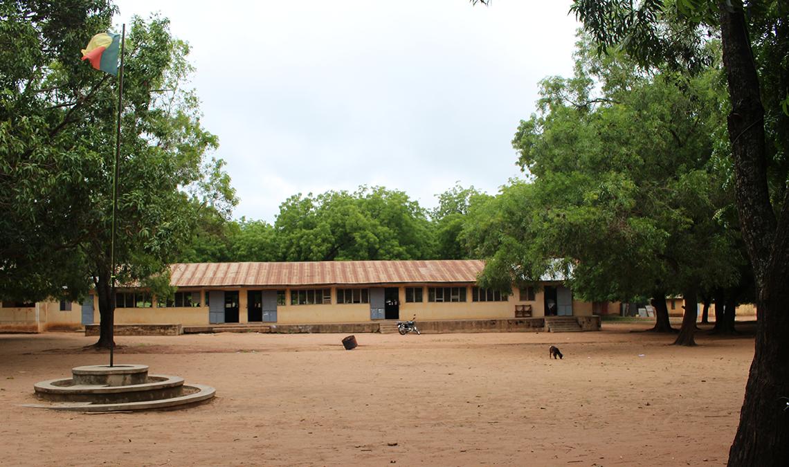 School in Kalalé, Benin