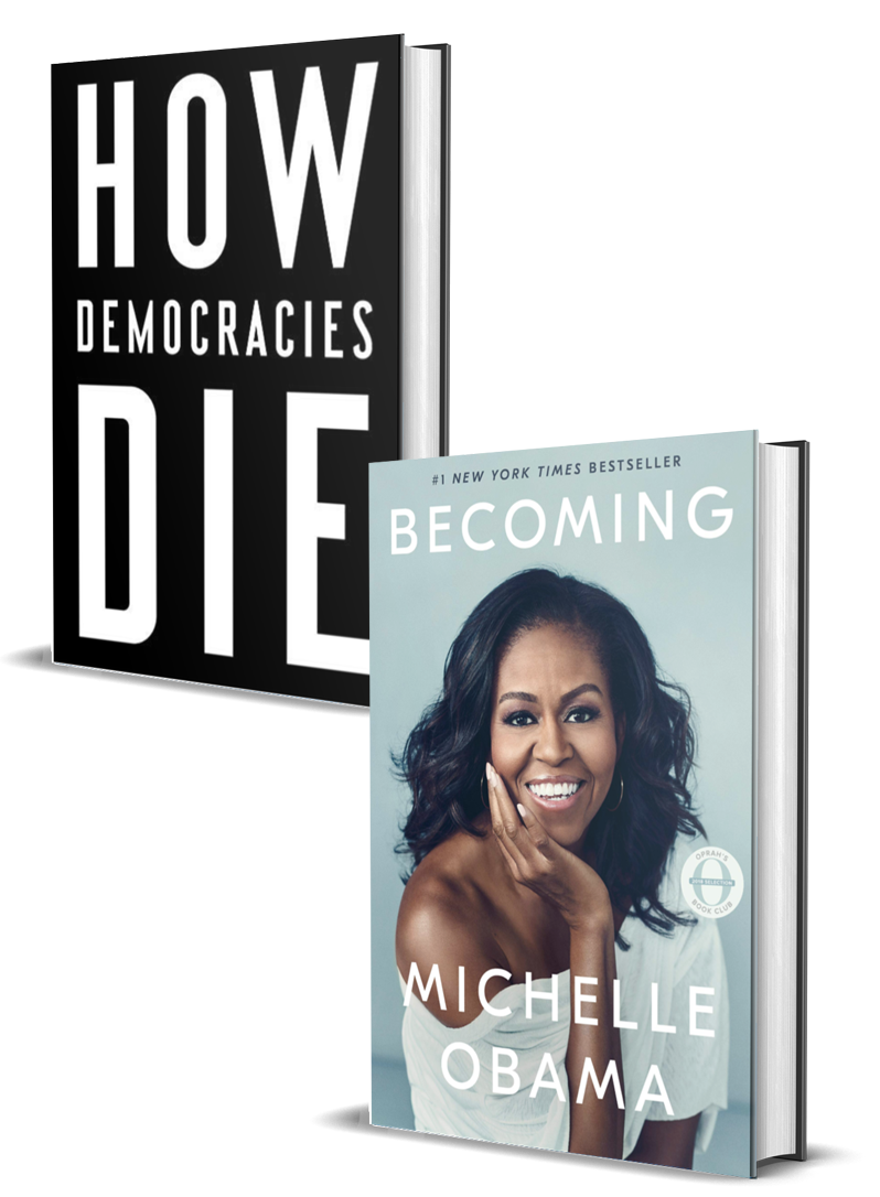 How Democracies Die and Becoming