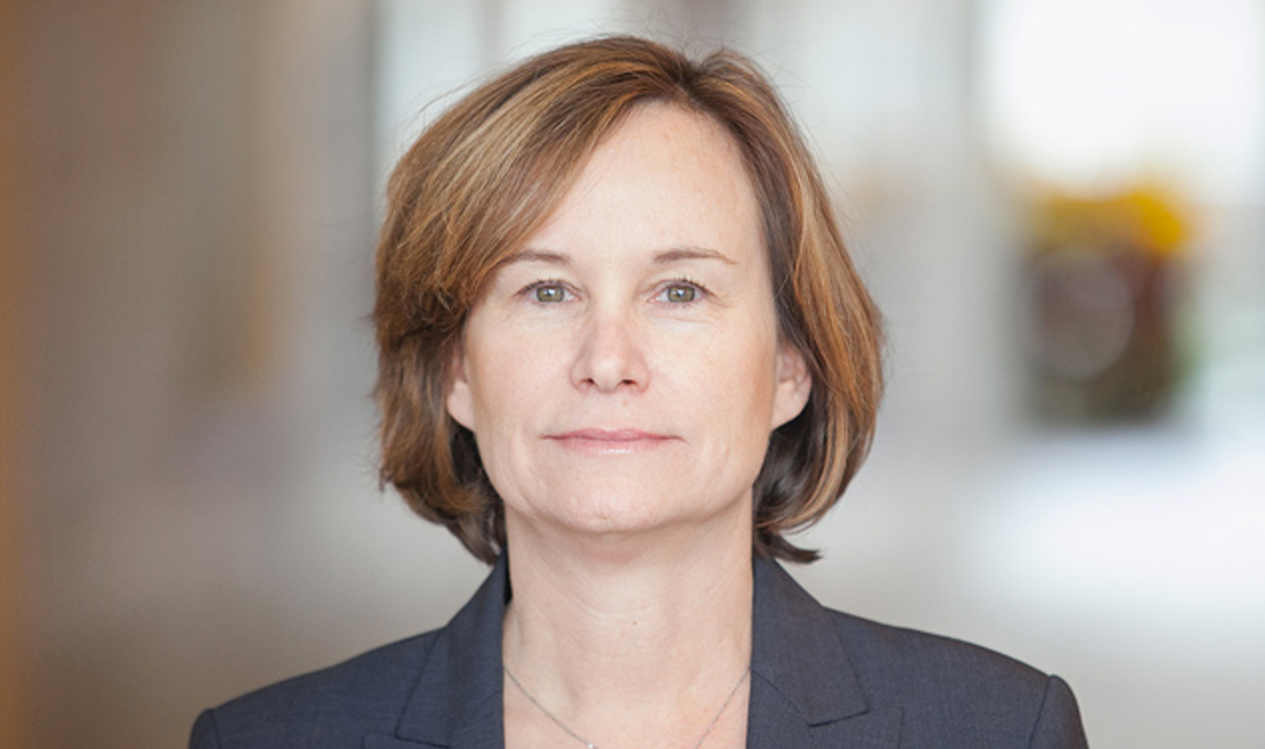 Portrait of Caroline Freund