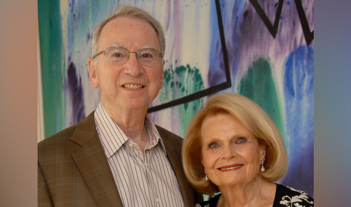 Joan K. and Irwin M. Jacobs