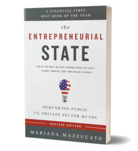 Image of book: The Entrepreneurial State