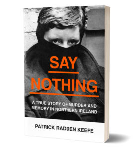 Image of book: Say Nothing